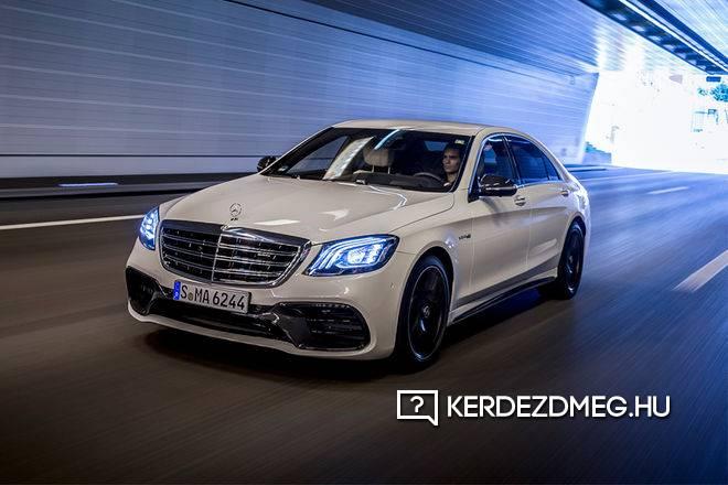 Szerintetek szépek a 2018-as Mercedes-ek?