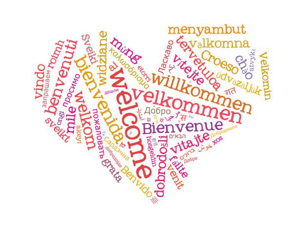 Így írják a különböző nyelvekben a szívesen szót.